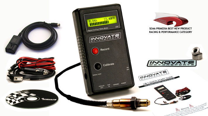 LM-2 Wide Band AF Ratio Meter available at Kennedy's Dynotune