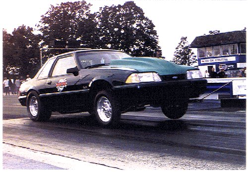 QUICKEST AND FASTEST KENNE BELL MUSTANG