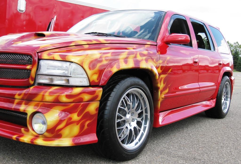 Supercharged Dodge Durango Kennedy S Dynotune Customer Ride