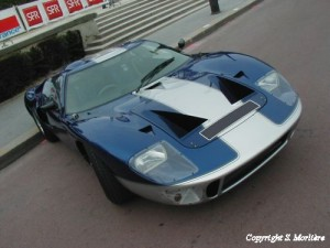 Fords GT 40