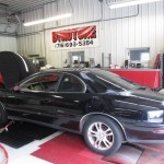 Buick on dyno