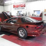 Customers Firebird dyno testing