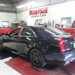485 HP Cadillac on Dyno