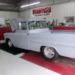 NA 1958 Pick Up at Kennedy's