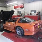 1989 Tuned Corvette