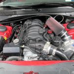 2013 ProCharged Charger Engine Compartment