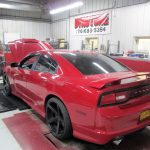 ProCharged Charger on Kennedy's Dynotune Dyno