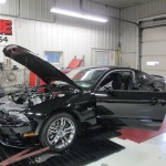 Mark Montopoli is the owner of this 2014 Mustang GT - Kennedy's installed the ProCharger