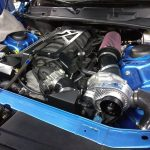 Kennedy's installed ProCharged SRT8 making 578 RWHP