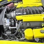 Procharged Corvette making 550 RWHP