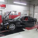 2014 Corvette Being Tuned