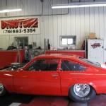 Customers Race Car