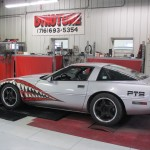 Customers Corvette
