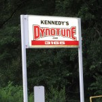 Kennedy's Dynotune Sign Niagara Falls Blvd.