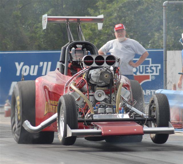 Kennedy's Dynotune Race Car