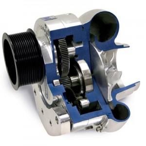 F1R Procharger Cutout