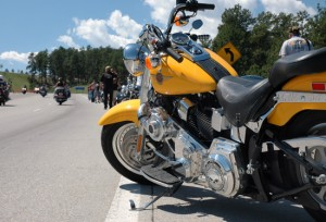 Intercooled procharger for Harley-Davidsons
