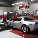 Mike Tedesche's Z06 on Kennedy's dyno