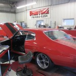 1972 LS2 powered Chevelle