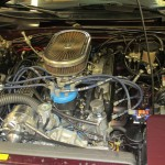 Ford motor in a Miata